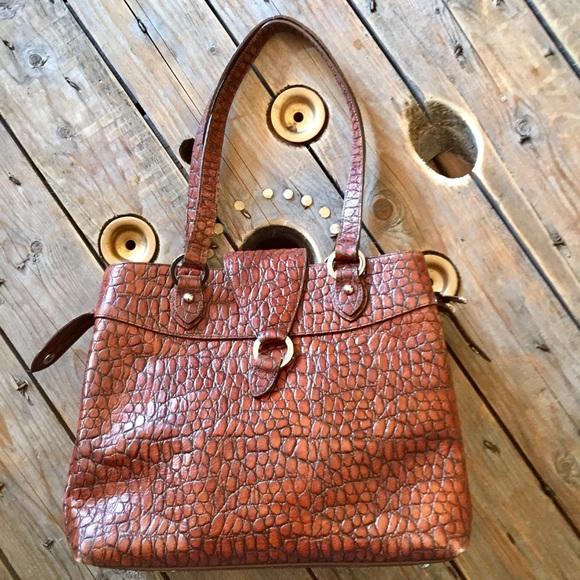Handbags - Vintage Jack George's leather purse